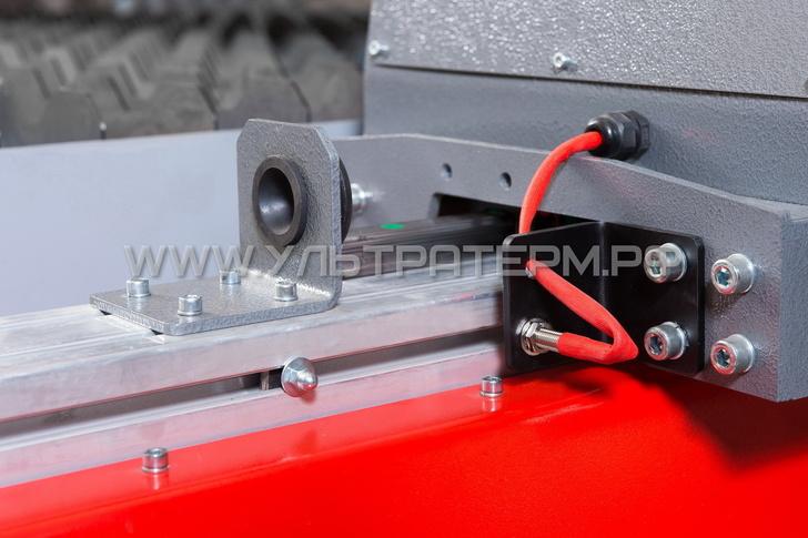 Защитный буфер портала и датчик