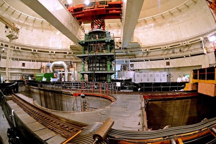 Проведена уникальная операция по продлению срока службы реакторной установки ВВЭР-1000