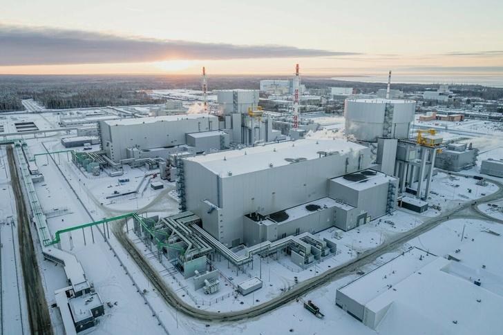 Новые 5 и 6 энергоблоки Ленинградской АЭС