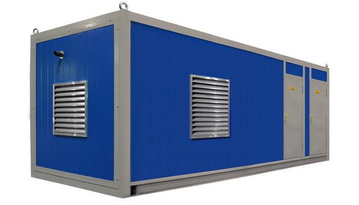 Панельный блок-контейнер ПБК-9 серийно выпускается на производственной площадке ГК ТСС
