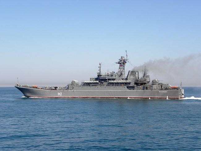 БДК «Новочеркасск» Черноморского флота