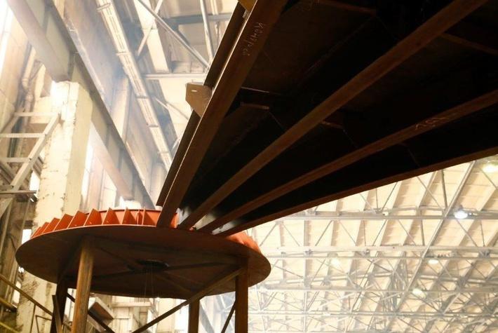 «РМ Рейл» запустила производство резервуаров вертикальных стальных