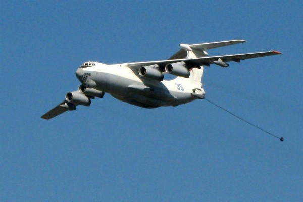 На аэродроме «Дягилево» для экипажей «воздушных танкеров» построили авиатренажерный комплекс