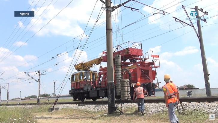 Крымская железная дорога запустила волоконно-оптическую линию связи