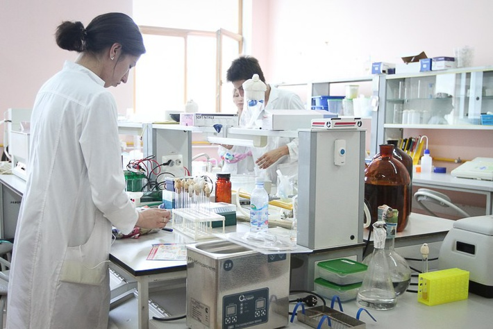 На данный момент доказана эффективность воздействия биназы на опухолевые клетки, продуцирующие такие онкогены, как RAS, KIT и AML1-ETO.