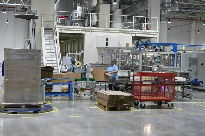 Завод «Драйлок Текнолоджиз»