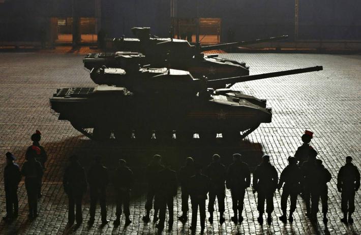 «Армата» – больше не танк, это больше, чем танк