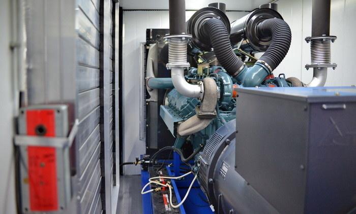 Дизель-генераторная установка TDo 690TS CGA производства ГК ТСС