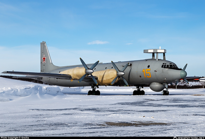 Ил-38 Североморск-3