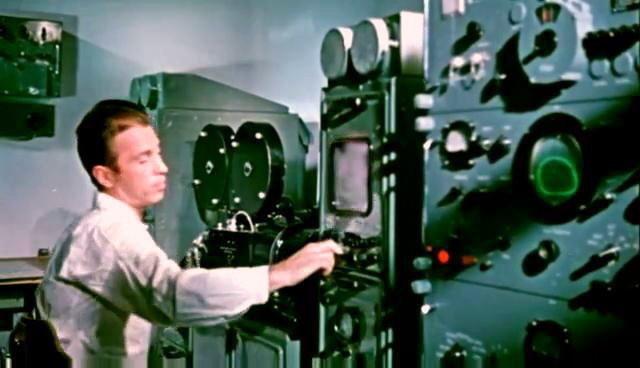 Байконур, аппаратура «Селигер», начало 1960-х