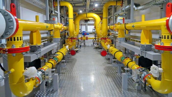 Газорегуляторный пункт обеспечит топливом печи прямого нагрева нефти на УПН «Уса-Тяжелая нефть»