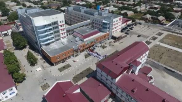 Областной клинической больнице в твери