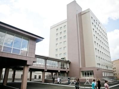 Регистратура детской больницы 19 микрорайон