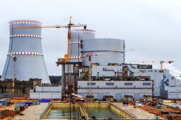 На втором энергоблоке ЛАЭС начали испытывать оборудование | Телеканал