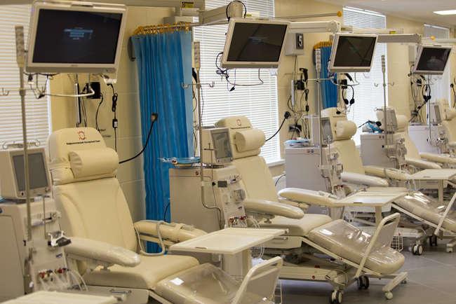 Больницы самарского района