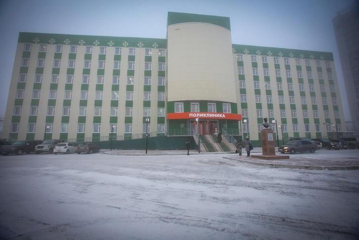 Детская поликлиника no 39 москва