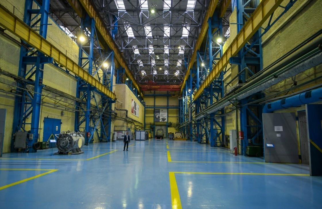 В Татарстане заложили первый камень в основание нового цеха завода ...