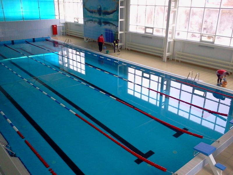 бассейн спартак чебоксары аквааэробика