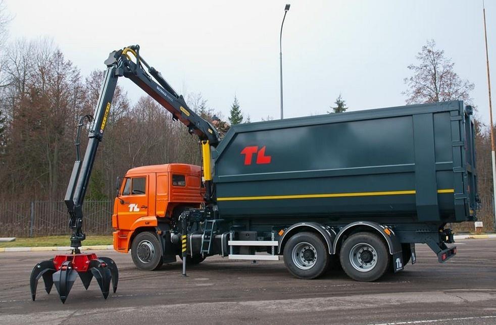 Транслес завод спецтехники грузовики и спецтехника урал