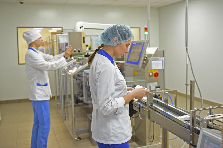 В Белгороде на заводе «Пик-Фарма Лек» запущена линия по производству  препарата «Магнерот» 976a66f4846