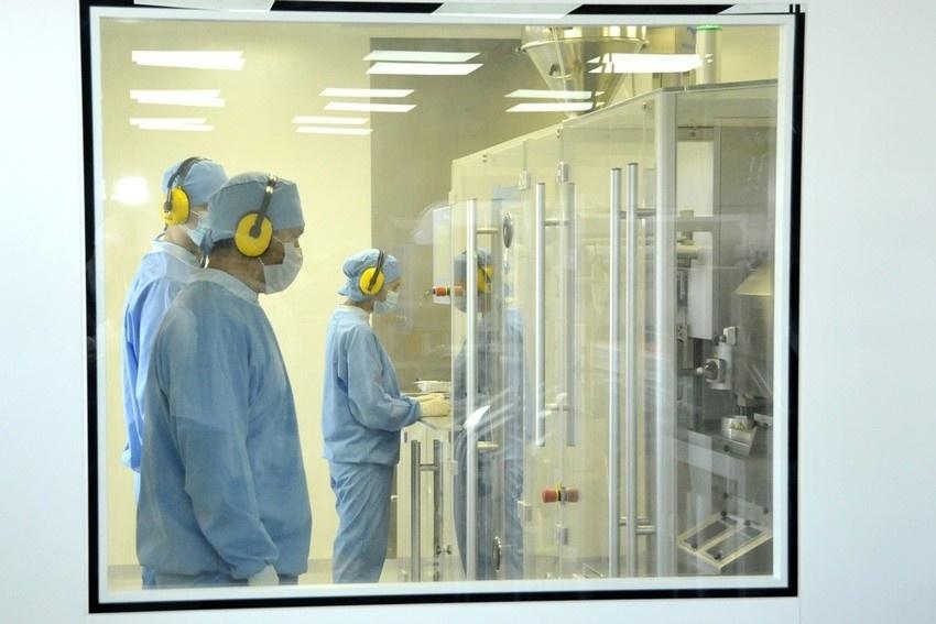 В Белгороде на заводе «Пик-Фарма Лек» запущена линия по производству ... af4120a7dad