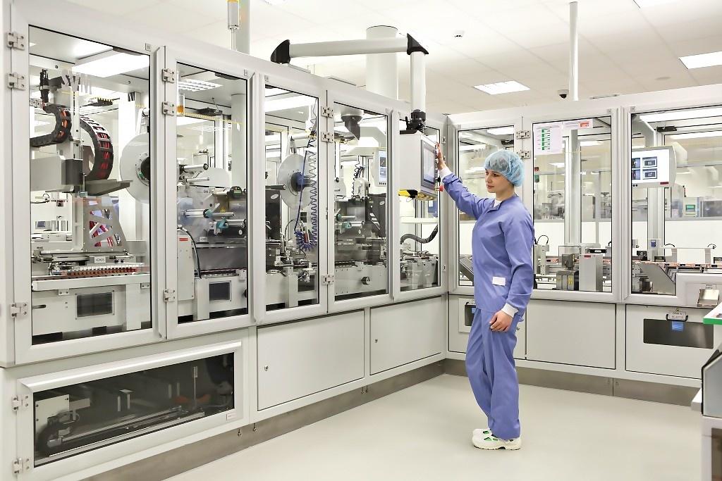 Производство готовых инъекционных форм препаратов инсулина запущено на  заводе «Ново Нордиск» b757606bf45