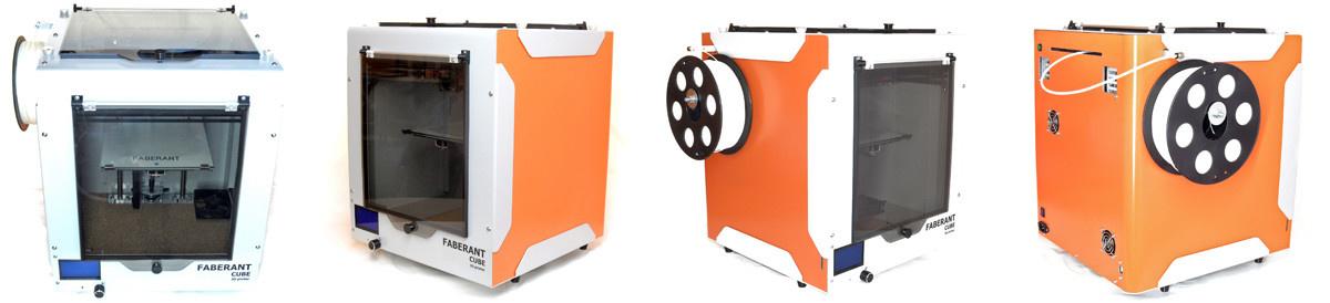 3D-принтер Faberant Cube 14d7b22d1c610