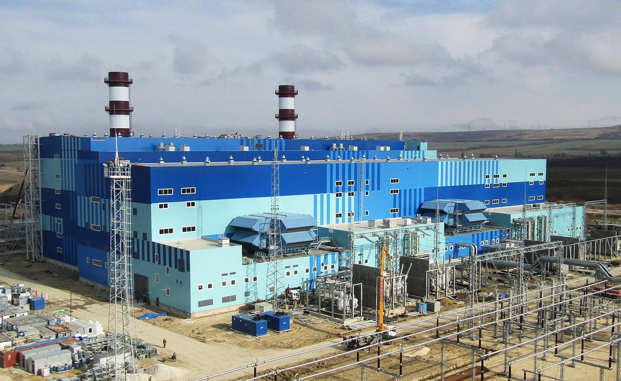Крым пять лет ждал электричества, дождется и воды