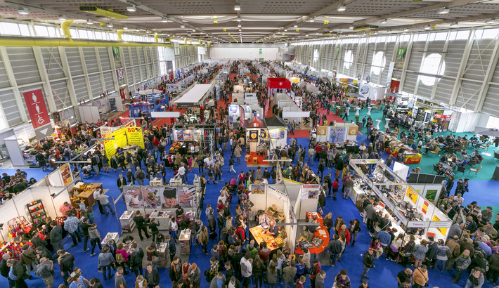 Павильон Международной выставки изобретений. Фото: inventions-geneva.ch