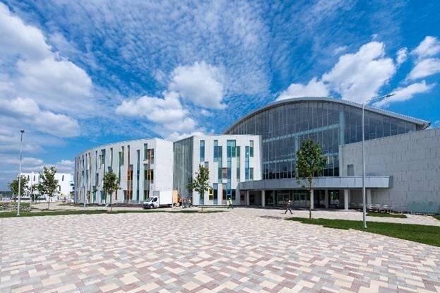 Открылась Международная гимназия в Сколково для более чем 300 учащихся