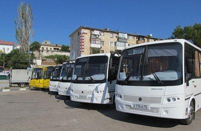 На городских маршрутах появится 90 новых пассажирских автобусов