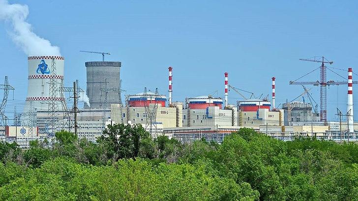 Ростовская АЭС: на энергоблоке №4 начались комплексные испытания