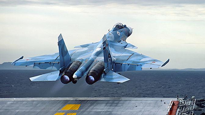 Комплекс мониторинга корабельной авиации разработан в России