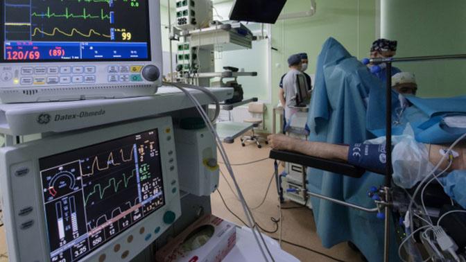 В России разработан робот-манипулятор для проведения хирургических операций