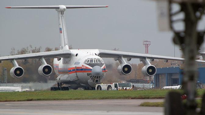 Борт МЧС эвакуировал из Йемена более 60 граждан РФ и СНГ
