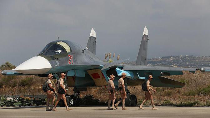 Российские ВКС уничтожили за неделю 650 объектов боевиков в Сирии