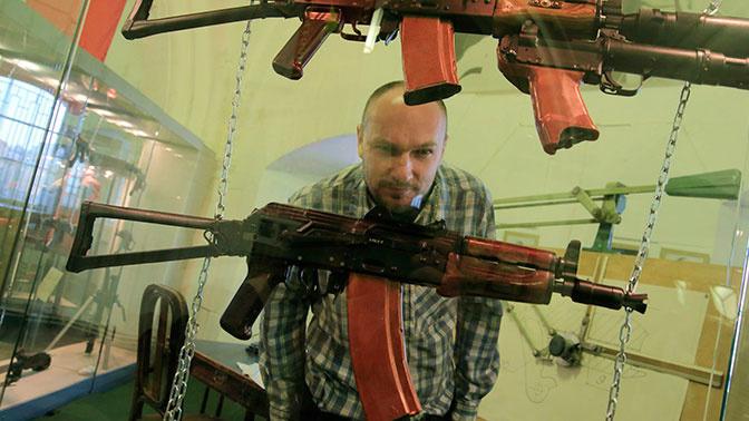 Россия поставит за рубеж более 100 тысяч автоматов Калашникова