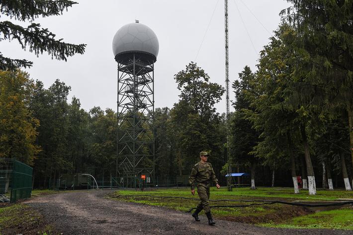 ТРЛК «Сопка-2» (1-я армия ПВО и ПРО ВКС РФ)