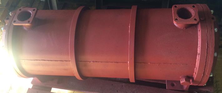 Трёхсекционный охладитель 23В-128-009СБ