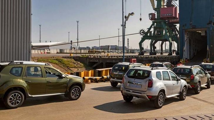 Компания Renault начала поставки автомобилей из России в Монголию