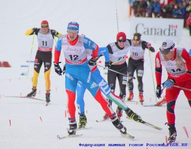 Татарстанский лыжник Андрей Ларьков принес России первое золото Универсиады-2015