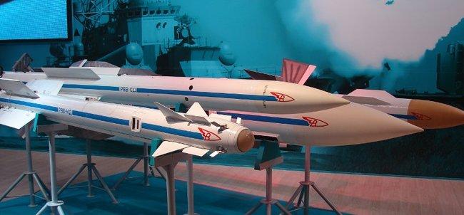 В россии создана новая ракета воздух