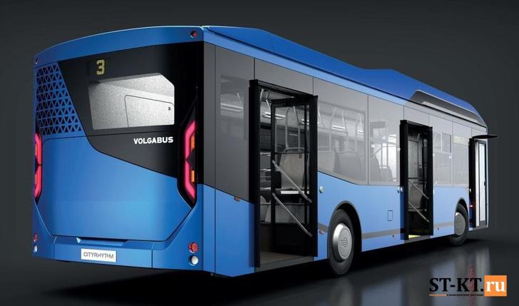 Volgabus, Cityritm, Волгабус, Волгабас, Ситиритм, электробус, Ситиритм 12ЕLF, Ситиритм 12Е