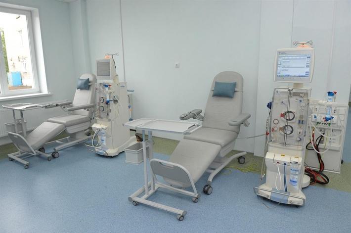В Самарской области открылся диализный центр