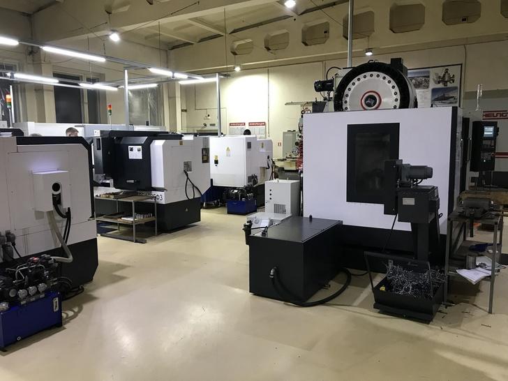 ФС110МФ3 фрезерный обрабатывающий центр с ЧПУ Siemens