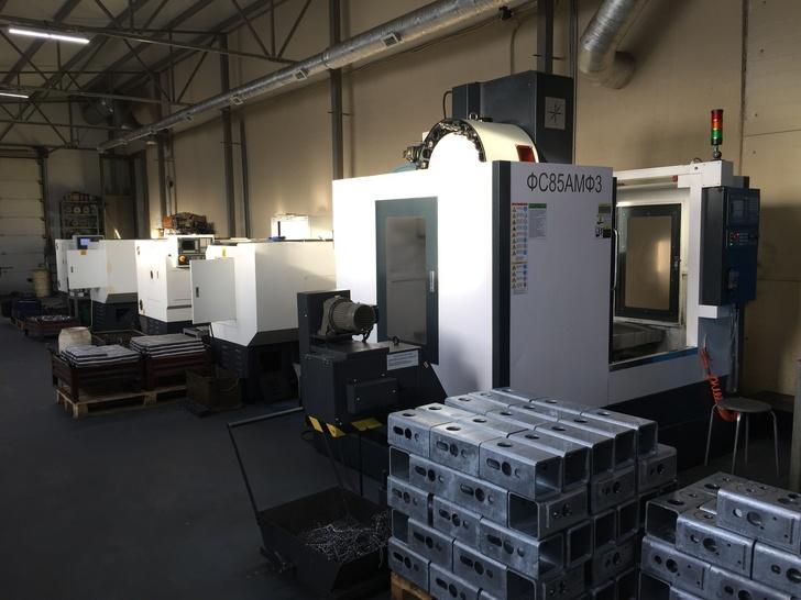 ФС85МФ3 фрезерный обрабатывающий центр с ЧПУ Siemens