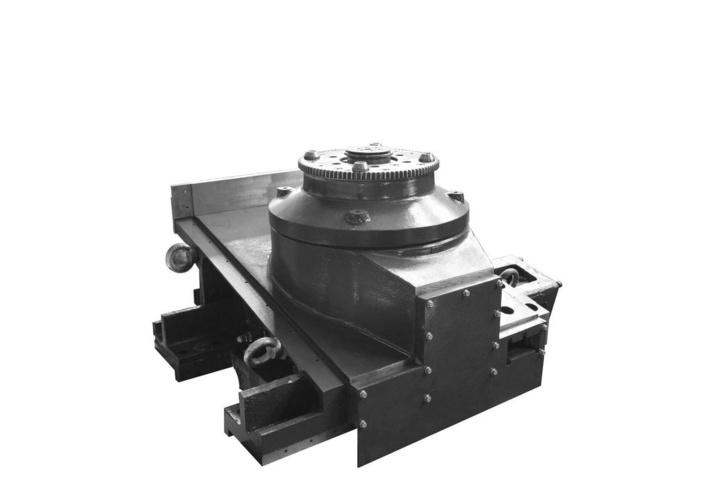 ФГ40МФ4 конуса центровки паллет и поворот рабочего стола