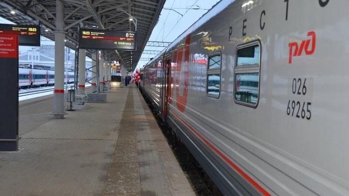 Через Владимир пустили новый поезд из Нижнего в Великий Новгород