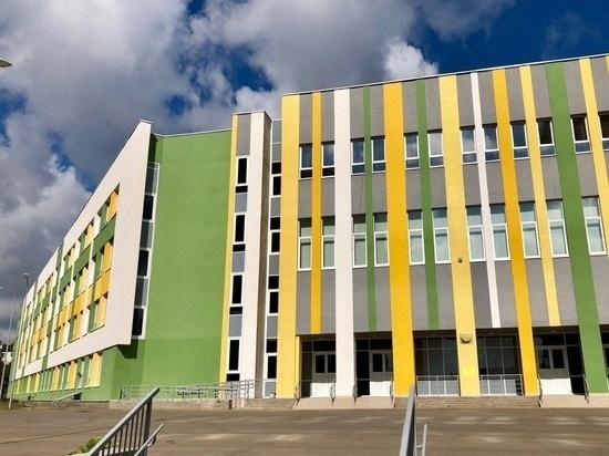 Губернатор открыл новую школу в ЖК «Цветы» в Нижнем Новгороде