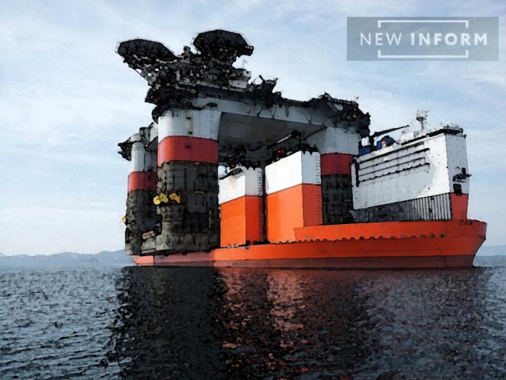 Масштабнейший проект РФ: «Атомфлот» построит огромный плавдок для ледоколов